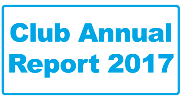Club Annual Report 2017