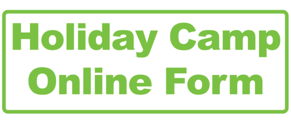 Holiday Camp online form