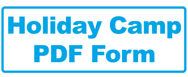 Holiday Camp PDF form